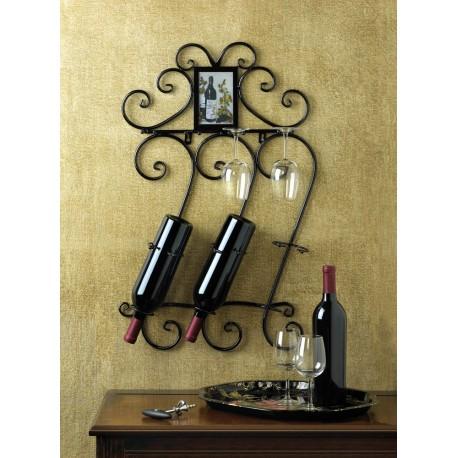Wine Wall Rack